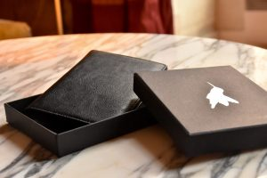 Our wallets and passport holders are made from vegan leather - a cruelty-free alternative to animal skin